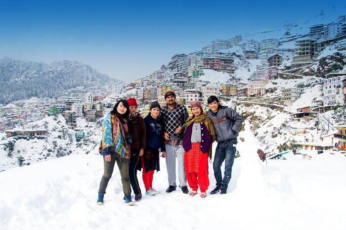 Shimla Kullu Manali Dalhousie