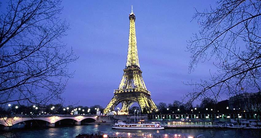 Eiffel tower 2 Level
