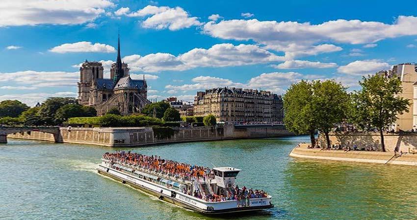 River Seine Cruise
