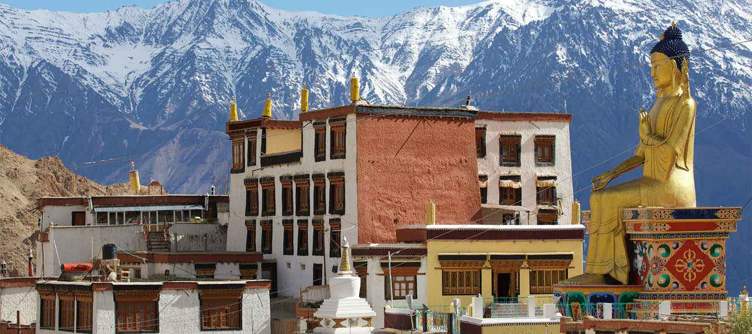 Gateway To Ladakh 5 Days And 4 Nights | Holiday Package Northern India