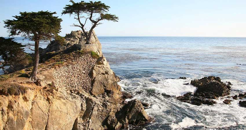 Carmel and 17-mile Drive