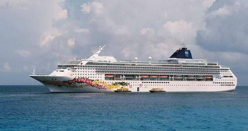 Norwegian Cruise Line's private island