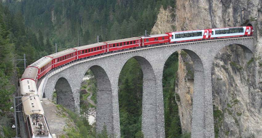 Train Ride ( UNESCO Heritage Route)