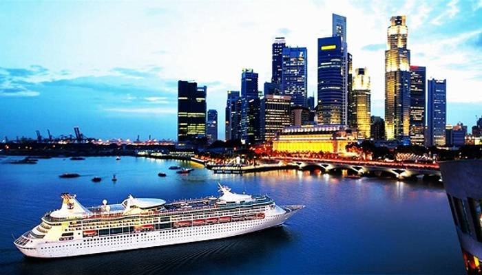 Amazing Singapore with cruise