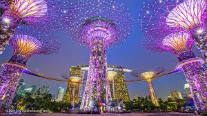 Amazing Singapore with Thailand