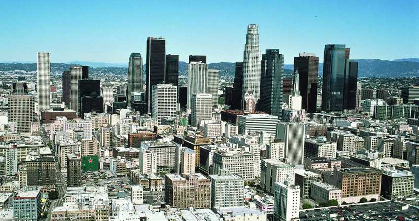 Guided City tour of Los Angeles