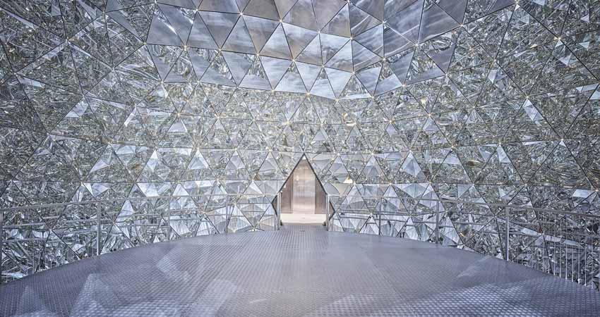 Swarovski Crystal Museum