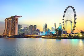 Escape to Singapore