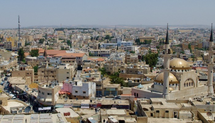 Jordan and Jerusalem