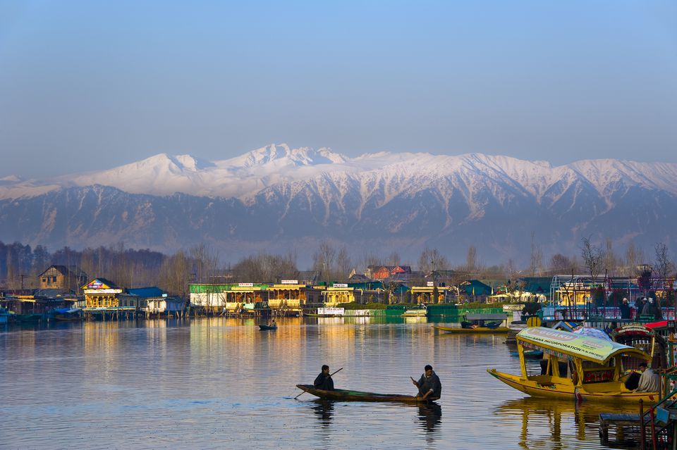 A WEEK IN KASHMIR