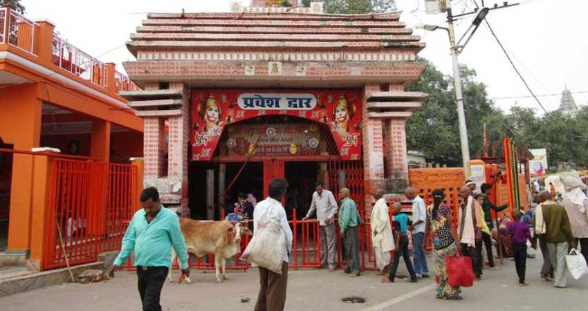 Hanuman Temple_allhabad