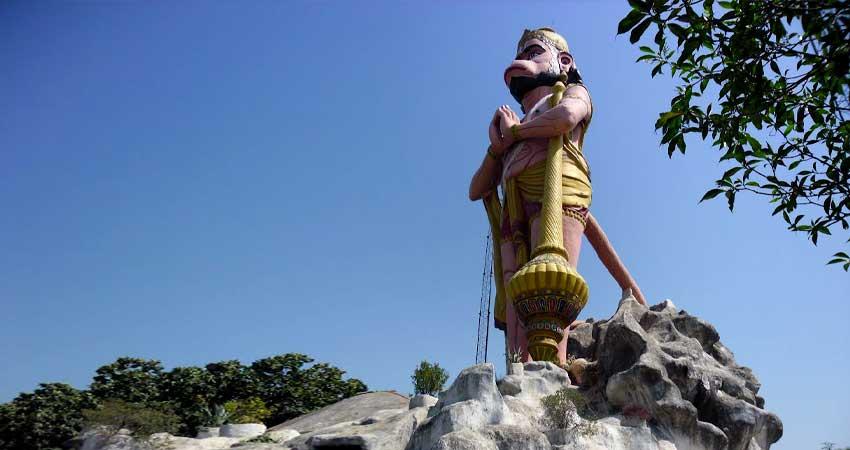 Visit of Sitamarhi