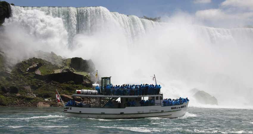 Mist Boat Ride