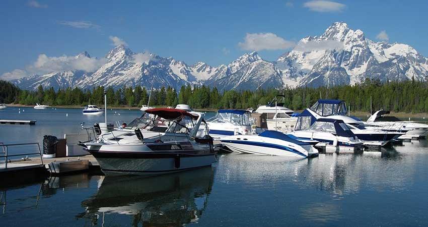 Jackson - Grand Teton National Park - Jackson