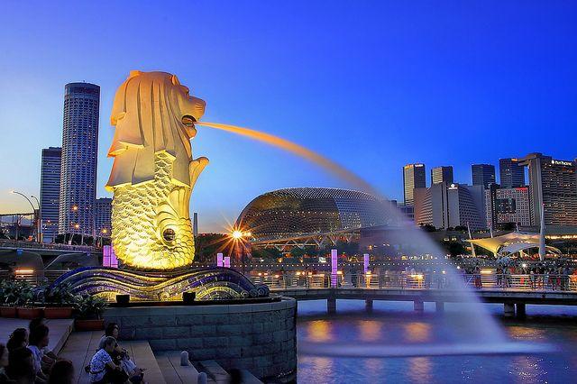 Fascinating Singapore