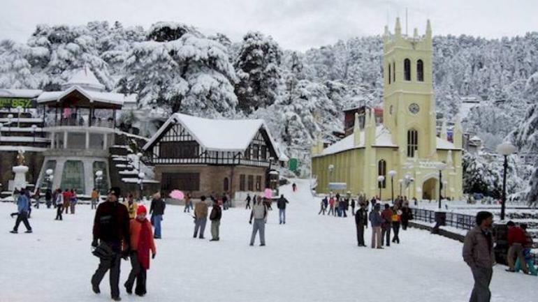 Amazing Shimla Kullu Manali
