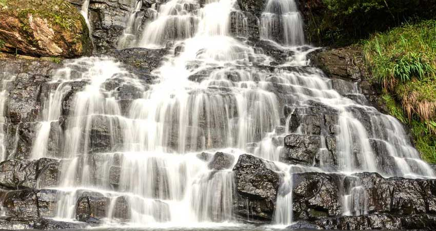 Visit Elephanta falls