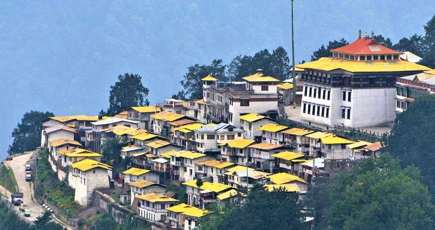 Visit Tawang Monastery