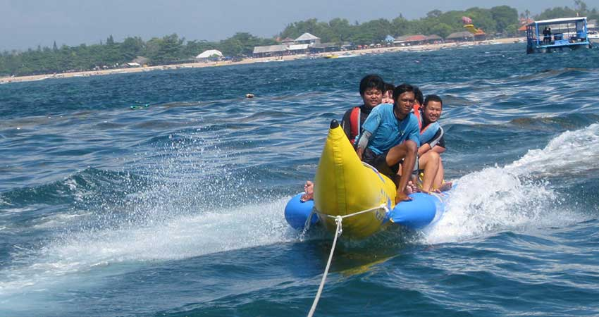 Banana Water Sports